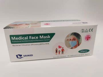 Picture of 5RMED Medical Face Mask 50 PC
