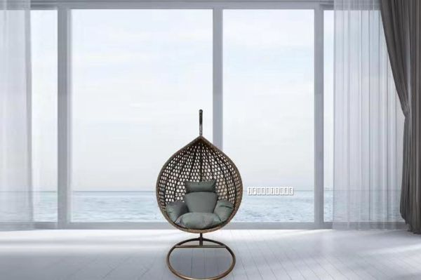 Picture of #809 HANGING CHAIR IN COFFEE