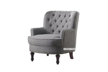 Picture of AMERIA Fabric Lounge Chair *Grey