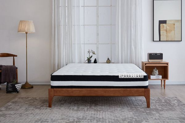 Picture of LULLABY Pocket Spring Anti-wear Fabric Mattress *Single/King Single/Double/Queen
