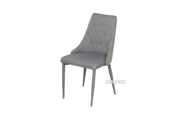 Picture of HUTCH Fabric DINING CHAIR *GREY